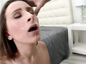 Cumming Hard From Fucking The Girl Next Door