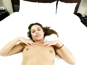 Cutie Does A Great Porn Audition With Reverse Cowgirl