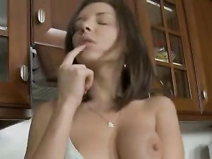 Ass Fucked Teen Bent Over His Kitchen Table
