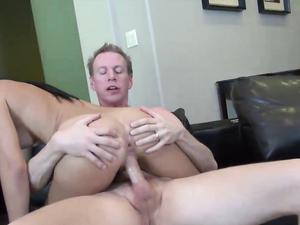 Sweet Slut In A Swimsuit Loves Riding Hard Cock