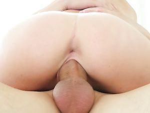 Stiff Shaft For Her Tight Tunnel Of Love